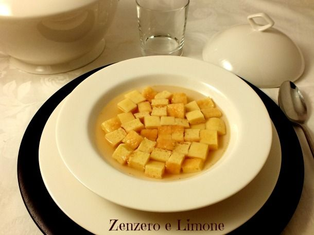 Zuppa imperiale