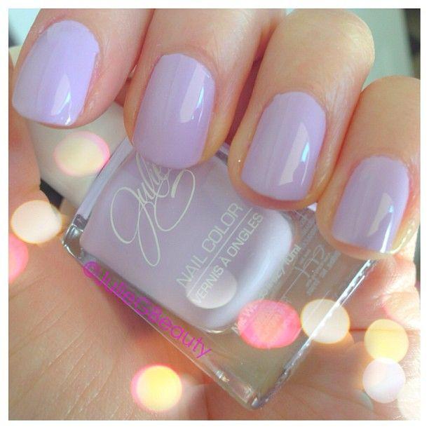 Nail Polish Online Stores: Wearing Fairytale By JulieG Nail Polish. Available At Rite
