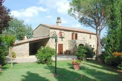 Casale per fine anno in Toscana