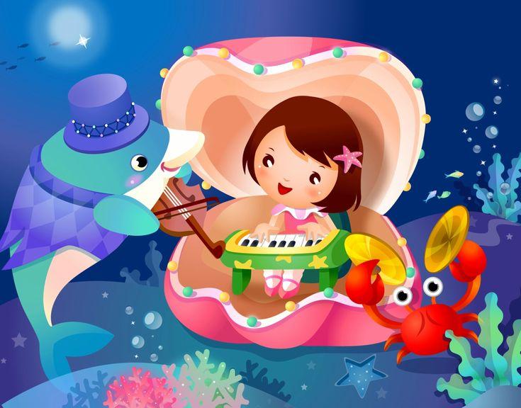 Láminas Infantiles y para Adolescentes (pág. 206) | Aprender manualidades es facilisimo.com