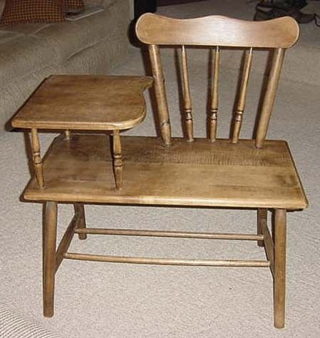 Telephone Table, Vintage Telephone, Gossip Bench, Retro Furniture, The Kid,  Folding Chair, Benches, Patios, Antique Phone - 108 Best Vintage Telephone Tables Images On Pinterest Gossip