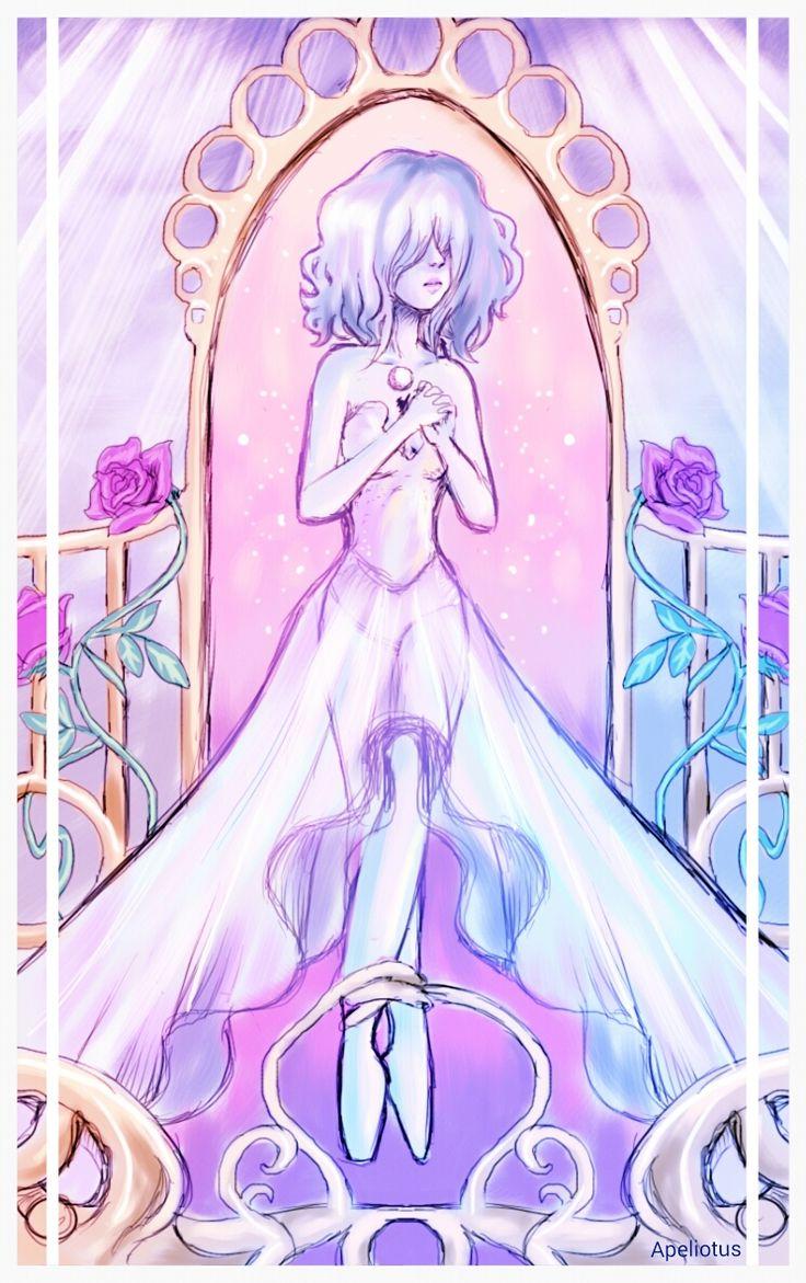 Steven universe,фэндомы,Blue Pearl,SU art