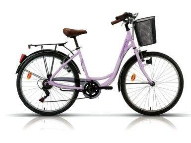 Bicicletas de paseo en www.ciclosmallorca.es