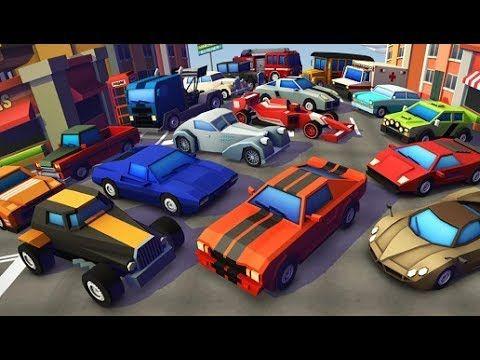 Juegos de Autos paRa niños, videos de carros o coches gratis para jugar