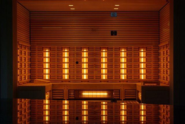 Image result for infrared sauna