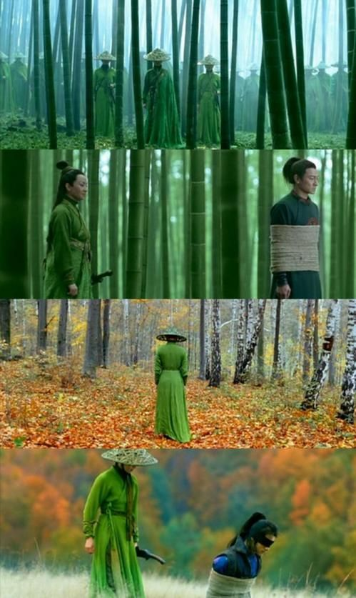 House of Flying Daggers - Yimou Zhang