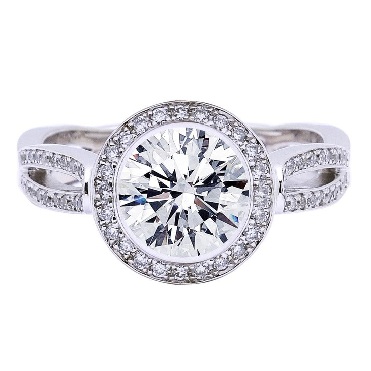 227 best Engagement Rings images on Pinterest
