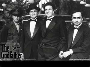 The Godfather wallpaper ready to download