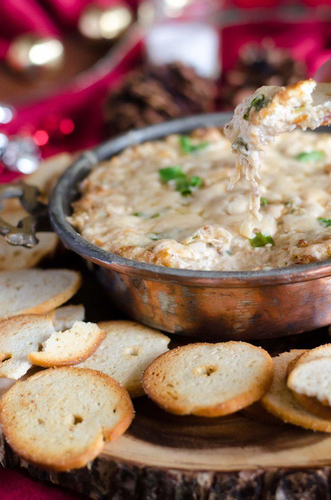 Cajun Crab Dip | Go Go Go Gourmet @gogogogourmet