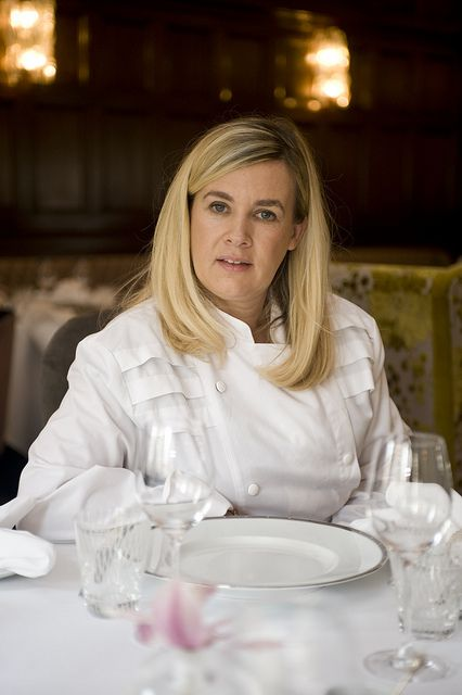 2 Michelin Star Chef, Helene Darroze, Connaught Hotel, London