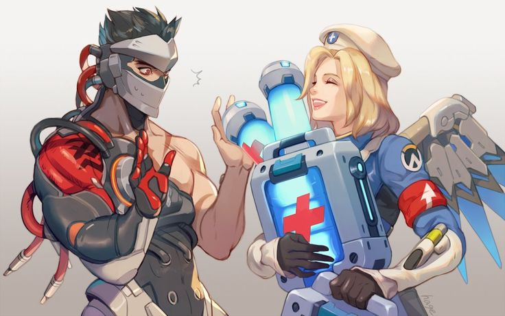 Overwatch - Enough Healing for all of you!