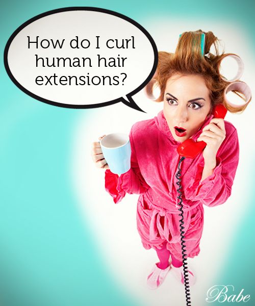 My parents won't let me buy my own hair extensions?