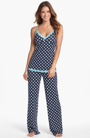 Bought these. So cute! PJ Salvage Camisole Pajamas | Nordstrom
