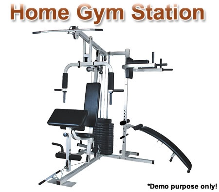 Home Gym Multi Station Fitness $317.95