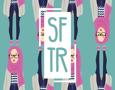 "Check out new work on my @Behance portfolio: ""SFTR"" http://on.be.net/1JYx8ik"