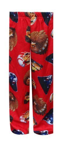 Star Wars Angry Birds Little Boys Lounge Pant Multi S ** Read more reviews of the product by visiting the link on the image.