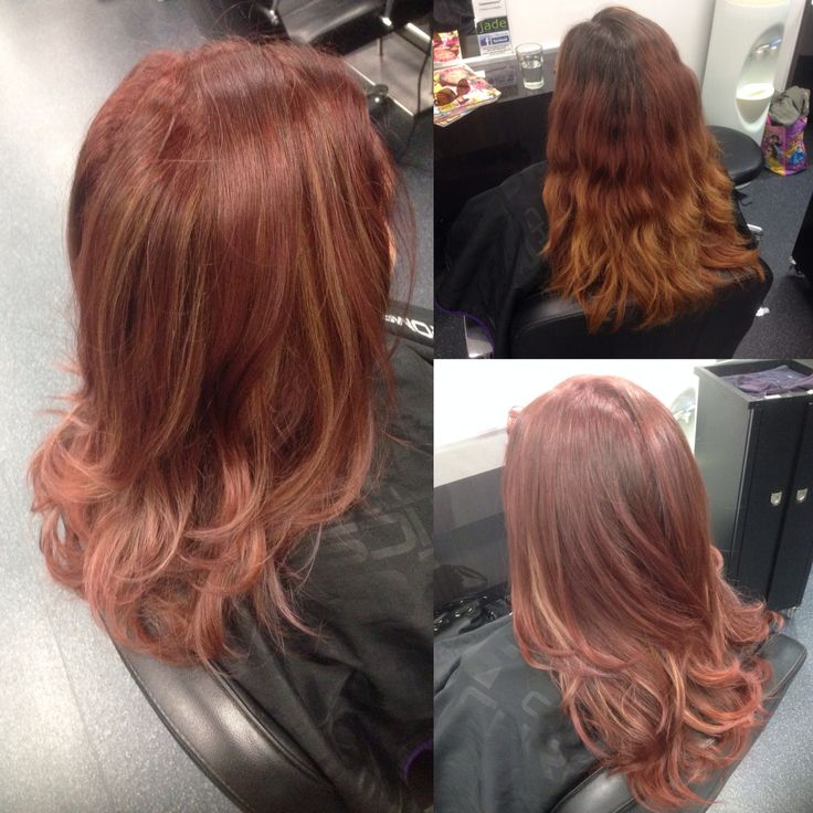 Scattered foils under part and away from hairline. Sliced