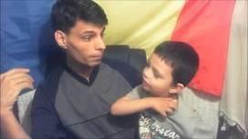 Sperantaunuiartist.ro si invitatul lui speciat de 4 ani si 9 luni Nica Emanuel Viacto.