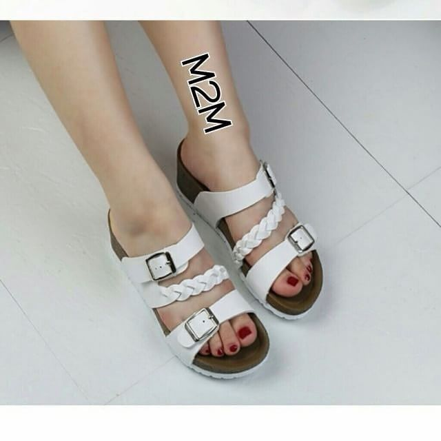 Ready Rp 135.000 size 36-40  Order Line : grace_shop