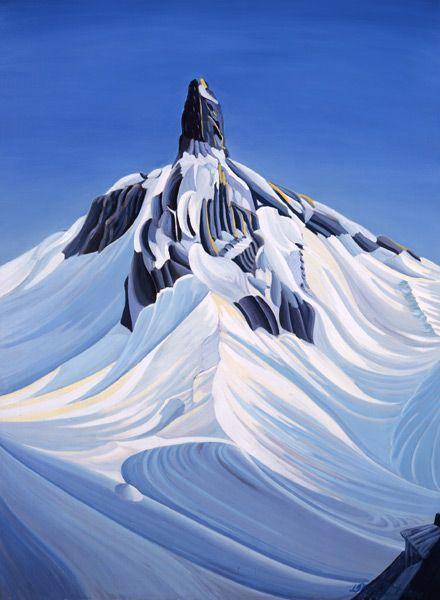 Donald Flather - Garibaldi, Squamish and Whistler/ Blackcomb Region - British Columbia.