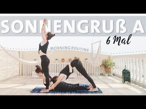 In diesem Video führe ich euch durch eine sanfte 20 minütige Yogapraxis, die sich vor allem an Yoga Anfänger richtet. Alle Haltungen werden genau erläutert u...