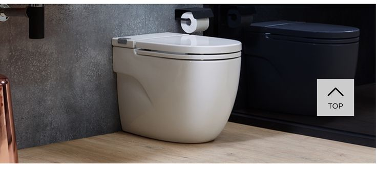 Geberit in-wall cistern and bottom inlet cc pan