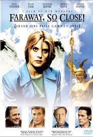 Faraway So Close Film. A group of angels in the German capital look longingly upon the life of humans.