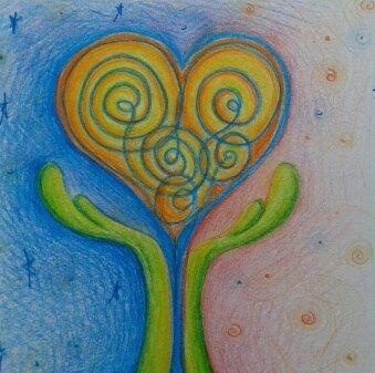 Bronkracht, vorming & coaching: kunstzinnig coachen, voice dialogue, intuïtief schilderen, creatief verstillen, mindful droedelen, meditatief wandelen, mandala tekenen, dansend schilderen, ...