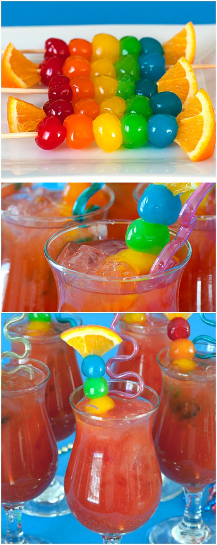 Hurricane Cocktail #MardiGras