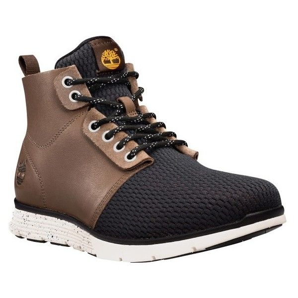 Men's Timberland Killington Boot featuring polyvore, men's fashion, men's shoes, men's boots, buckskin leather, timberland mens shoes, mens boots, timberland mens boots and mens shoes