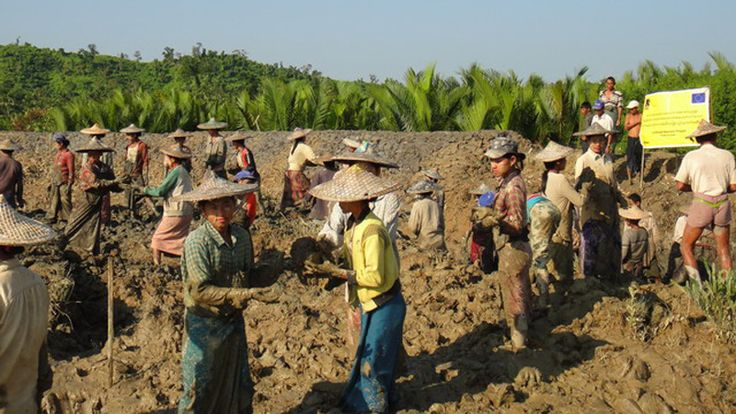 Climate change is undermining sustainable development in Myanmar. Here is what can be done about it.  Myanmar's nascent democracy faces a key challenge to development — climate change. Can the government and NGOs work together to protect the country's largely rural population from intensifying cyclones and longer periods of drought?