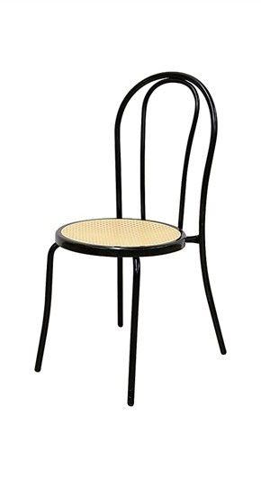 1859, Il suo inventore è Michael Thonet, ebanista e sperimentatore che grazie ai suoi studi sulla curvatura del legno diede vita alla celebre sedia Thonet, formata solo da 6 pezzi