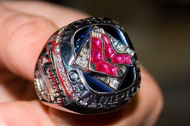 Boston Red Sox World Series Champions 2013 -- Beautiful !