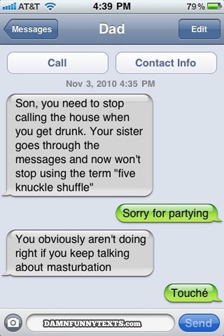 Damn Funny Texts - | - Auto Correct Text Fails