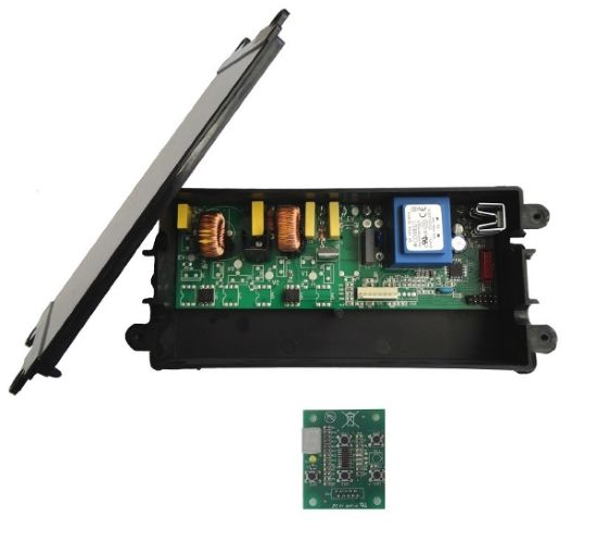 Digital speed controller for 350W single-phase induction motors FEGR020