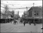 017536PD: BarrackStreet, Perth, south from the Wellington Street intersection, ca. 1905
