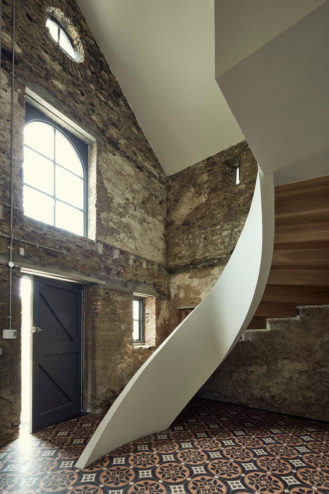 16 Tremendous Mediterranean Staircase Designs That Will