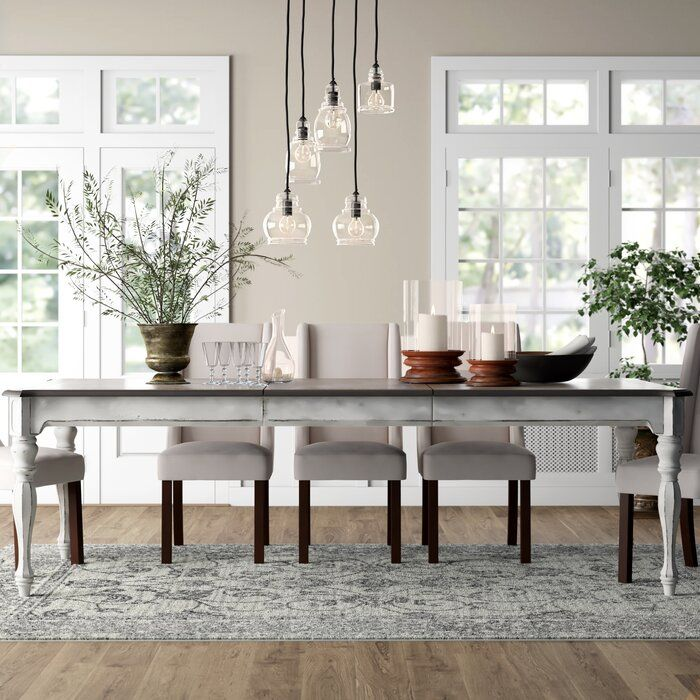 Tiphaine Extendable Dining Table Reviews Birch Lane In 2020