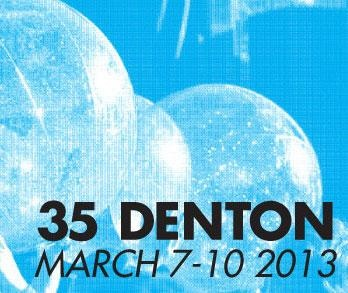 March 7-10 in Denton, TX - 35 Denton 2013 featuring Sleep   Chelsea Light Moving   Roky Erickson   Killer Mike   Thee Oh Sees   Astronautalis   Emeralds   Silver Apples   The Soft Moon   Merchandise   Nicky Da B   Brutal Juice   White Lung   Poolside   Soul Clap Dance Off   The Coathangers   Shannon & The Clams   Idiot Glee   Mac DeMarco   OBN III'S, Fat Tony   Antwon   Delicate Steve   Buxton   Destruction Unit   Mind Spiders + many more!