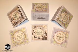 Pasja... : Foldery na CD /zaproszenia na sesje foto