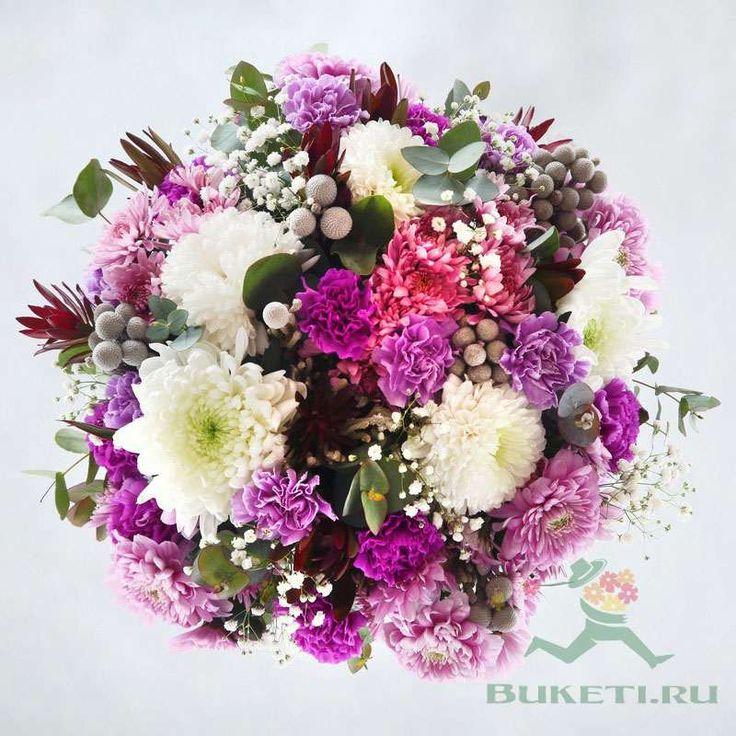 Весенние сумерки - круглосуточная доставка цветов на заказ от Букеты.ру