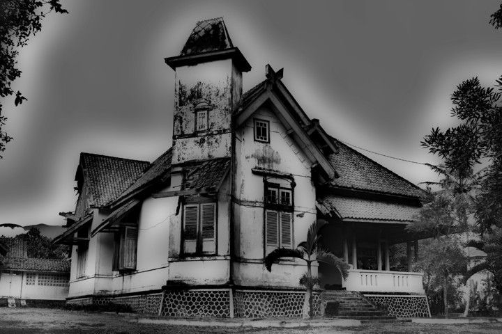 Old House in Sukabumi