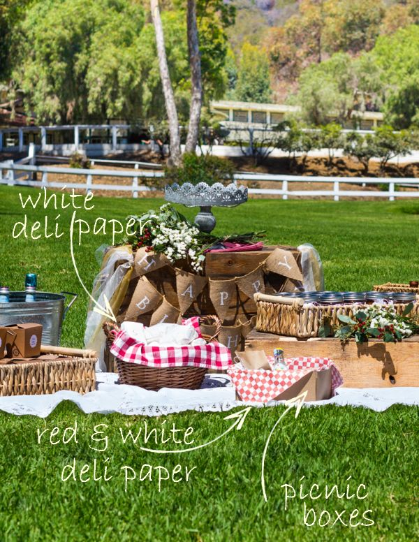 Delightful Picnic Party  Idea For My Next Birthday! Ideas