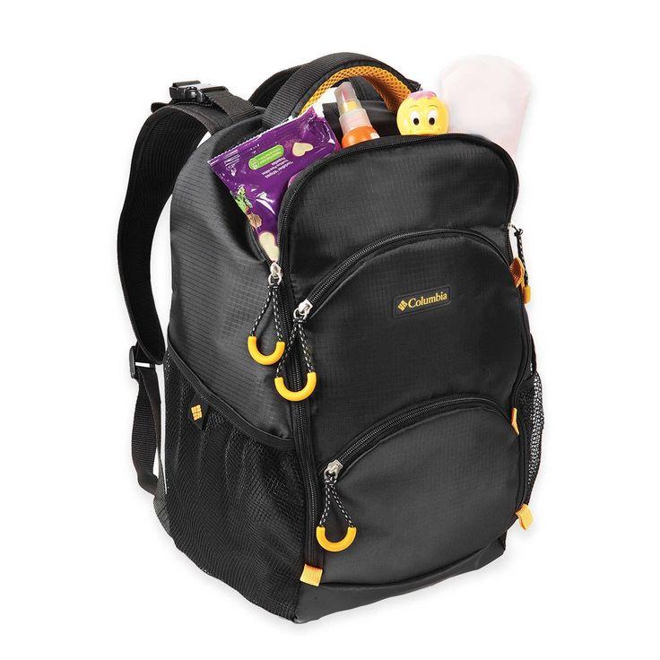 Pine Oaks Backpack Diaper Bag