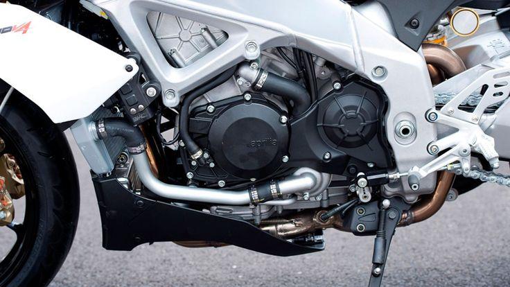 2014 Aprilia Tuono V4 R APRC ABS engine 2014 Aprilia Tuono V4 R APRC ABS Revolutionise for Superbike