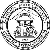 1963, Kennesaw State University (Kennesaw, Georgia) #Kennesaw #Georgia (L9603)