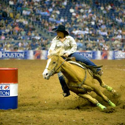 The Houston Rodeo is the world's largest. Here, Southern Living magazine breaks down the Top 10 Things to Do at the Houston Rodeo