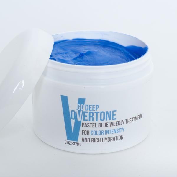 Go Deep - Pastel Blue Weekly Treatment