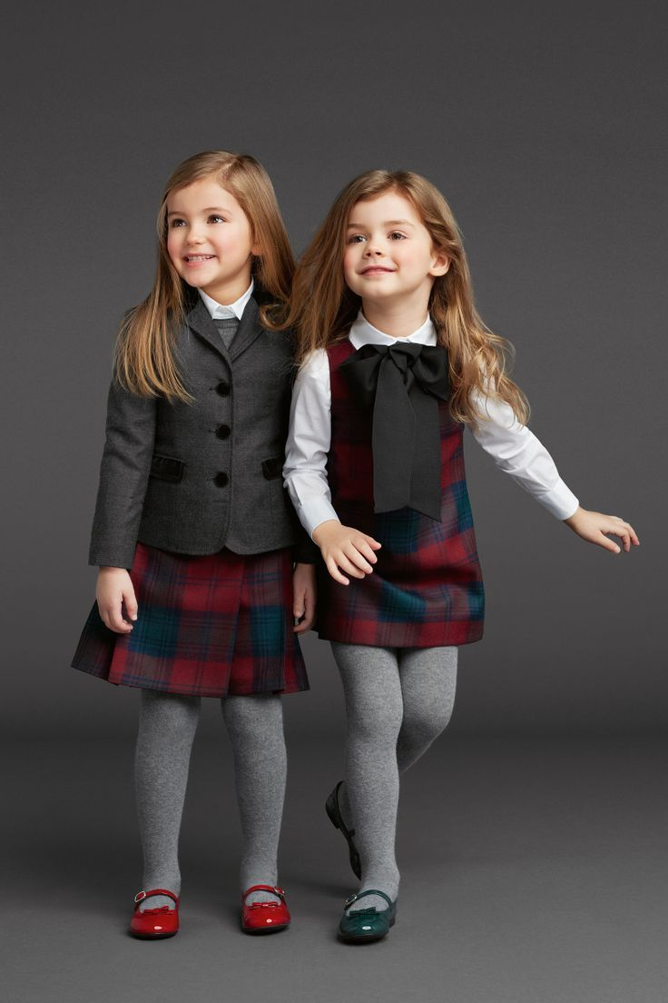 Dolce & Gabbana – Children Collection Gallery – LOVE - this is how my mom dressed me and my sister's :)) classy!