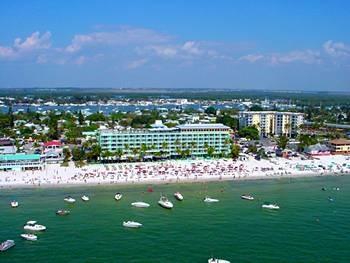 Lani Kai Beachfront Resort, Fort Myers Beach. A big hangout on the beach and gulf. Good times!